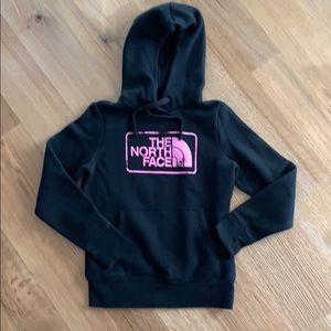 The North Face Kangaroo Hoodie Size XS/TP